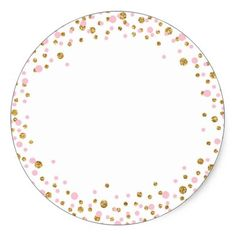 Shop Gold Glitter and Pink Sprinkle Label created by NouDesigns. Personalize it with photos & text or purchase as is! Mothers Day Quotes, Happy Mothers Day, Sparkle Baby Shower, Diy Birthday Banner, Flowery Wallpaper, Barbie Party, Floral Logo, Baby Invitations, Gold Glitter