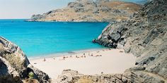 Ammoudi Beach in Plakias, Rethimno, Crete