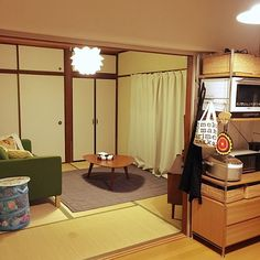 Traditional Japanese House, Japanese Modern, Japanese Interior, Japanese Apartment, Tatami Room, Mekka, Apartment Complexes, Japanese Architecture, Room Tour