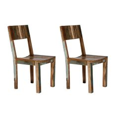Chaises design Old Times @atyliadesign  (X2)