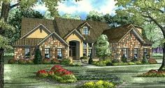 Gabriella House Plan - 6564