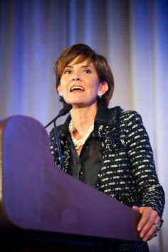 Ambassador Capricia Penavic Marshall, Chief of Protocol of the United States #evp12