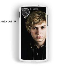 evan peters for Nexus 4/Nexus 5 phonecases