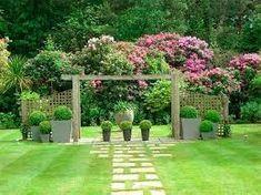 Картинки по запросу красивые садовые дорожки