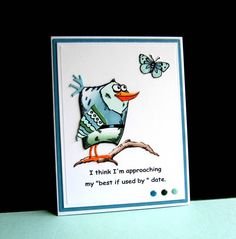 CC586 Best If Used By by catluvr2 - Cards and Paper Crafts at Splitcoaststampers