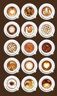 Latte Art is beautiful training courses http://480degrees.com/