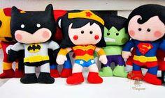 Girassóis Mágicos: Heróis em Feltro
