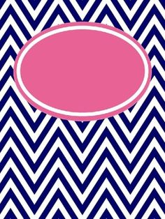 From The Bottom Preppy Binder Covers Binder Cover Templates
