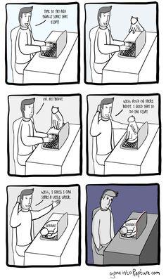 Productivity v. Internet