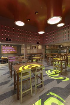 The Cribbar, Newquay for JD Wetherspoon by absolute.interiors