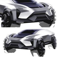 Untitled Future Concept Cars, Future Car, Automotive Design, Auto Design, Antique Cars For Sale, Industrial Design Sketch, Futuristic Cars, Car Sketch, Car Ford