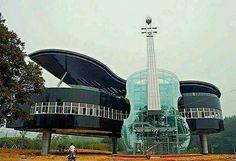 musical architecture / sculpture