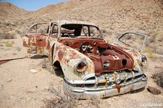 The Rusty Car