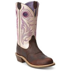 Ariat Women's Shadow Rider Western Boots...so pretty dress boots