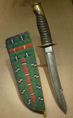 NCWHM - Lakota Knife and Sheath.jpg