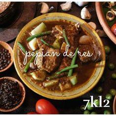 Pepian, de res, de pollo o de gallina. El sabor de Guatemala en tu mesa :) My mom makes the Best Pepian!!