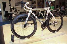 Colnago's 2013 Disc Brake Prestige Carbon Cyclocross Bike, as seen at Eurobike
