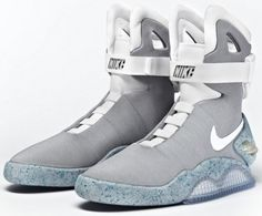 219bb29aa52e1f Nike Mag Shoes Back To Future Shoes Marty Mcfly Nike Air Mags Light Up Mens  cheap Nike Mag Shoes
