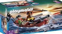 Playmobil 5137 Pirates Rowboat No description (Barcode EAN = 5053313205193). http://www.comparestoreprices.co.uk/latest2/playmobil-5137-pirates-rowboat.asp