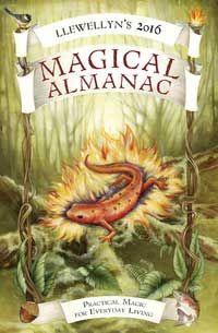 2016 Magical Almanac by Llewellyn