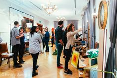 Participanţii Nopţii albe a creatorilor şi designerilor de produs, ediţia a V-a | Revista Atelierul