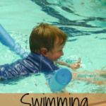Baby/toddler swimming with mums or dad?  What's the difference - Bubbablue and me