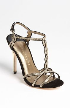 Ivanka Trump Hara Sandal - COULD I TOLERATE WALKING IN THESE FOR MORE THAN 30 MINUTES? Oh, I love them!