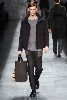 Fendi Fall 2015 Menswear - Collection - Gallery - Style.com