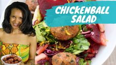 You Fitness, Fitness Goals, Food Videos, Tropical, Salad, Colorful, Dishes, Healthy, Recipes
