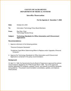 Post Policy Memo Changes Designation Letters Appointment Letter