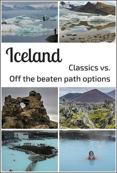 5 off the beaten path places to visit in Iceland Need tips on places to visit in Iceland? Check out this list of 5 alternatives besides the classic destinations that everyone visits. Iceland Travel Tips, Europe Travel Tips, European Travel, Travel Advice, Europe Europe, Travel Checklist, Travel Ideas, Us Travel Destinations, Places To Travel
