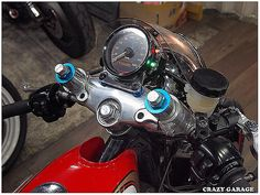 Crazy Garage Cafe Sportster