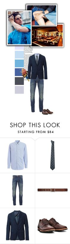 """""""Alvy: First Date 2090"""" by takemetotheburrow ❤ liked on Polyvore featuring Armani Collezioni, Versace, Superdry, Yves Saint Laurent, Timberland, men's fashion and menswear"""
