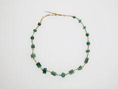 Imperial Date:1st–2nd century A.D. Culture:Roman Gold, emerald.