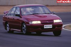Holden -Commodore -VN-Group -A-Bathurst -edition