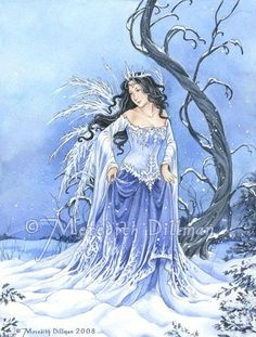 Snow Maiden by Meredith Dillman