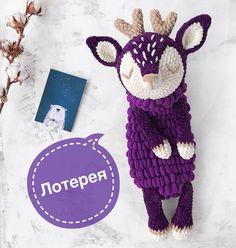 ✨Лотерея✨ ⠀ Забери пижамницу-оленёнка всего за ❗️100❗️ рублей Размер пижамницы около 60 см Листайте карусель, там есть видео, где я…