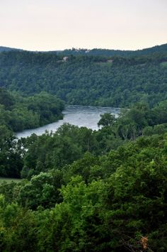 White River Bull Shoals, Arkansas