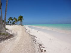 My wedding took place on an amazing beach just miles from this one in Punta Cana.