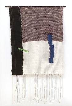 I kind of dig this for something a little different to hang on the wall….. weavings-ben-barretto-4_inner-self2013