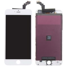 """iPhone 6 Plus 5.5"""" LCD Assembly - White Color"""