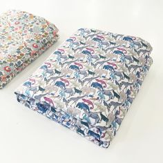 #queueforthezooduvetcover  #libertyprintbedding #cocoandwolfwithlittleb