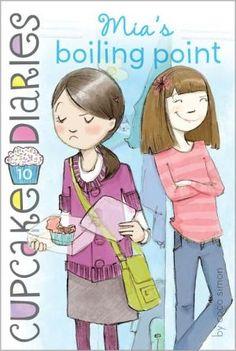 Mia's Boiling Point (Cupcake Diaries Series #10)