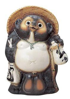 images of tanukis | Tanuki - Wiki Mitología - Wiki dedicada a la Mitología