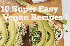 10 easy vegan recipes