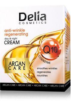 Delia regeneráló krém a koenzim zel 50 ml Anti Wrinkle, Cosmetics, Cream, Creme Caramel
