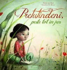 Pretutindeni, peste tot in jur - Pimm van Hest, Sassafras De Bruyn 2d Art, Children's Book Illustration, Story Time, Book Worms, Childrens Books, Fairy Tales, Childhood, Reading, Painting