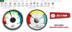 In this gauge chart tutorial, you will get to know everything about the speedometers. Check our step by step Excel chart training! Dashboard Tools, Excel Dashboard Templates, Excel Macros, Chart Tool, Microsoft Excel, Microsoft Office, Gantt Chart, Deep Learning, Page Layout