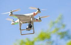 Webhouse.pt - Um drone controlado por tweets? A Twitter pediu o registo da patente