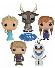 ... pop frozen pops christmas 2014 frozen sets gift ideas funko frozen